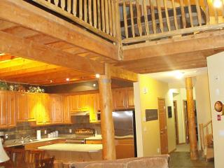 Ski Chalet at Big White steps from chair lift!! - British Columbia vacation rentals