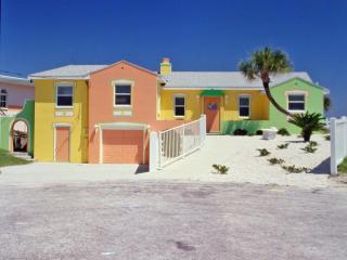 Gorgeous, Colorful 2 Bd/2Bth Beach House Directly on Ocean - Florida Central Atlantic Coast vacation rentals