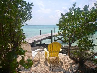 Gone Bananas on Lubbers...secluded but not isolated! - Tilloo Cay vacation rentals