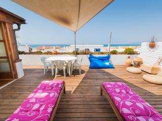 Large 3 bedroom,sea view terrace, Wi-fi,Tarifa. - Costa de la Luz vacation rentals