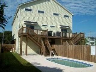 GCB 4BR beach house, 16, pool - Ocean's Ten - Garden City Beach vacation rentals