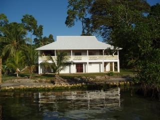 La Casa Blanca, Waterfront Home - Isla Solarte vacation rentals