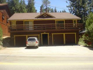 Fabulous House with 4 Bedroom-3 Bathroom in Lake Tahoe (014a) - Lake Tahoe vacation rentals