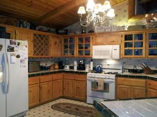 Moonlight Manor,luxury log home,spa,views,wifi,pet - Big Bear Lake vacation rentals