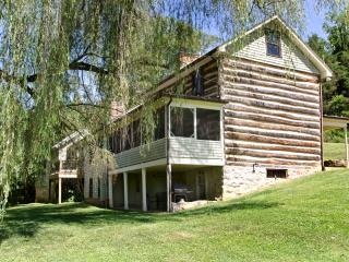 Willow Haven - 1800's Log Cabin - Shenandoah Valley vacation rentals