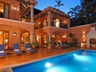 Lux 4-7 BR Hacienda w/Staff, Steps to Beautiful Beach - Bucerias vacation rentals