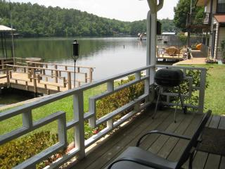 Peaceful cottage on Lake Hamilton - Hot Springs vacation rentals