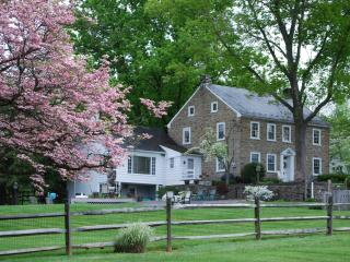 Gorgeous Stone Home on 50 acre Horse Farm * POOL* - Lancaster vacation rentals