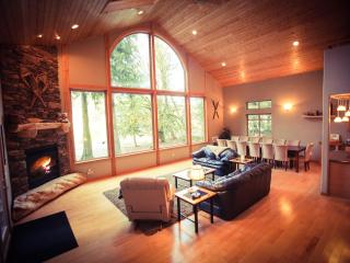 New Luxury Waterfront Chalet near Mt. Baker - Glacier vacation rentals