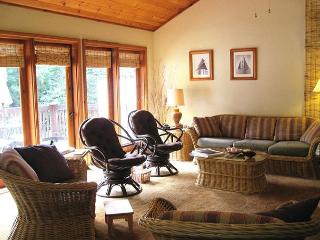Arcata's University Townhouse in the Redwoods - right next to HSU & trails - Trinidad vacation rentals