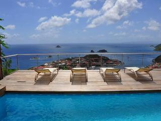 Charming villa with spectacular views over Gustavia WV MOU - Lurin vacation rentals