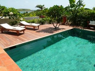 Beautiful ocean view over Turtle Island with privacy and space WV EUG - Barbados vacation rentals