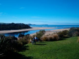 Beach front accommodation at Papatowai - The Catlins vacation rentals
