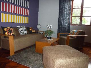 Bright 3 bedroom apt. in trendy Miraflores. - Miraflores vacation rentals
