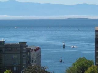 Beautiful Views - 10th Story Penthouse - Vancouver Island vacation rentals