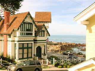 3119 - Almost Oceanfront, Walk to Aquarium, Ocean Views! - Pacific Grove vacation rentals