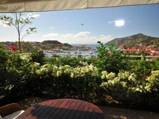 Perfect location with view over Gustavia & year-round sunsets WV SET - Gustavia vacation rentals