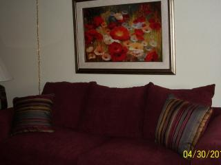 Scenic Foothills Condo-WIFI-Avail Sept. & Dec 2014 - Tucson vacation rentals