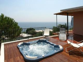 Luly, Bright & Romantic with Panoramic Jacuzzi - Marina del Cantone vacation rentals