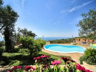 Marika,Gorgeous Villa with Panoramic Swimming Pool - Massa Lubrense vacation rentals