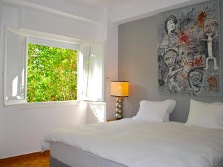A b'ful 2 b'room apt near Acropolis, balcony, WiFi - Athens vacation rentals