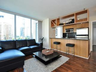 Yaletown 2 Bdrm Spacious Furnished Suite + Office - Vancouver vacation rentals