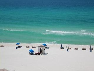 Gulf Front! Private Balcony! Very Updated! 2 BR-2 BA - Panama City Beach vacation rentals