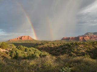 Most Panoramic Red Rock Vistas in all Sedona - Sedona vacation rentals