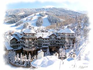 1100 The Chateau -- 3 Bedroom Condominium - Beaver Creek vacation rentals