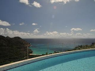 Private hillside villa overlooking Gouverneur Beach & the ocean WV BRE - Gouverneur vacation rentals