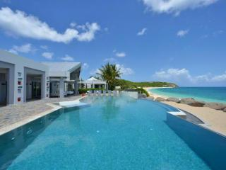 Luxury 8 bedroom Terres Basses (French side) villa. A self-contained paradise with every amenity! - Anguilla vacation rentals
