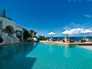 Luxury 7 bedroom Terres Basses (French side) villa. On beautiful Baie Rouge Beach! - Anguilla vacation rentals