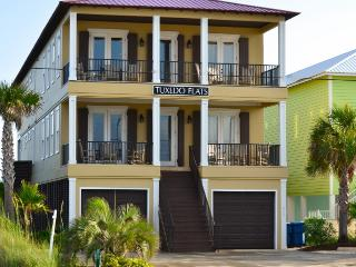 Tuxedo Flats Gulf View, Heated Pool, Elev&Bball Ct - Gulf Shores vacation rentals