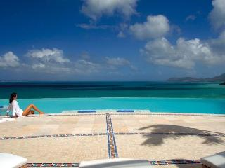 Luxury 11 bedroom Terres Basses (French side) villa. Luxury - Gourmet Chef! - Anguilla vacation rentals
