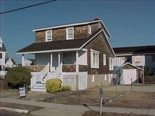 Cape May 3 BR/2 BA House (Cape May 3 BR, 2 BA House (Surf Cottage 49962)) - Jersey Shore vacation rentals