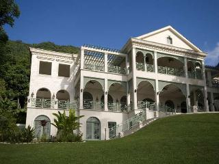 Luxury 11 bedroom Soufriere villa. Below the world famous Pitons! - Anguilla vacation rentals