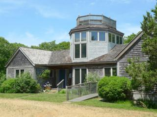 1583 - STUNNING WATERFRONT MAIN & GUEST HOUSE-RELAX BY THE POOL - Edgartown vacation rentals