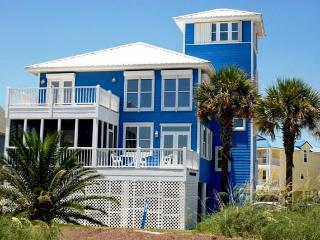 My Blue Heaven Gulfview House w/ ELEVATOR & Pier - Gulf Shores vacation rentals