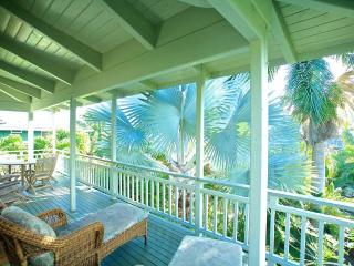 Jade Lily Pad - Stream-Side Beach House - Kilauea vacation rentals