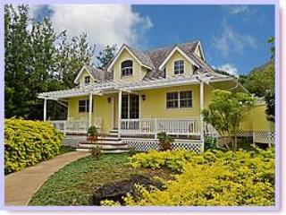 Exterior View - Victorian Cottage - Country Bed & Breakfast - Kapaa - rentals
