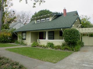 Laurel House - Old Town Napa - California Wine Country vacation rentals