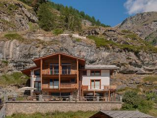 Chalet Ibron - for 8 -  independent freestanding - Saas-Fee vacation rentals