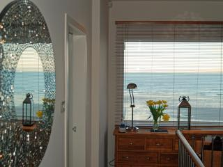 Salmon Cottage full sea views beach front position - Kinghorn vacation rentals