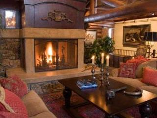 Enchanting Castle-Like Mountain Lodge on 13 Acres: Buttercup Estate - Ketchum vacation rentals