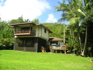 100 Shades of Green - Kauai's North Shore TVR 1231 - Wainiha vacation rentals
