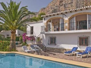 Villa Montgo Ermita Jávea, 3 bed & separate apartment - Alicante Province vacation rentals