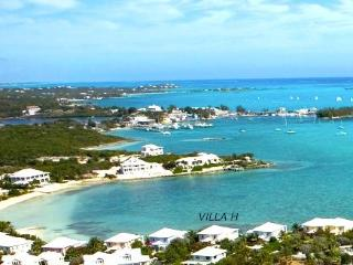 Perfectly Located Ocean Front Villa at February Pt - Great Exuma vacation rentals