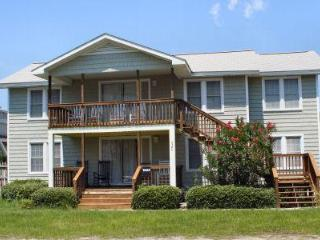8 BR House 2nd Row Walk To Main St - North Myrtle Beach vacation rentals