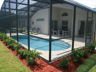 FREE POOL HEAT 4 Bed 3 Bath Lake Berkley Vacation Rental Orlando MA990LB EXEC - Davenport vacation rentals