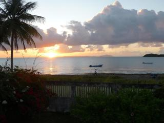 Beachfront Cottage, Punta Santiago, Humacao, P.R. - Humacao vacation rentals